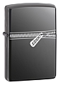 SKU-21088  ZIPPER BLACK ICE ZIPPO LIGHTER