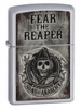 SKU-28502 SONS OF ANARCHY FEAR THE REAPER ZIPPO LIGHTER