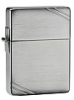 SKU-1935  1935 REPLICA BRUSHED CHROME ZIPPO LIGHTER