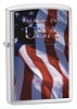 SKU-24797 MADE IN USA FLAG ZIPPO LIGHTER